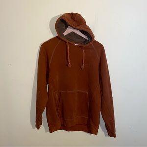 COLUMBIA drawstring hoodie M